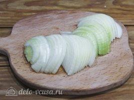 Салат Обжорка с печенью: фото к шагу 2.