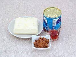 Новогодний торт Елочка: Ингредиенты для крема