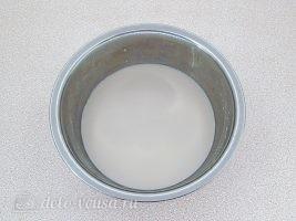 Беляши на молоке и дрожжах: фото к шагу 5.
