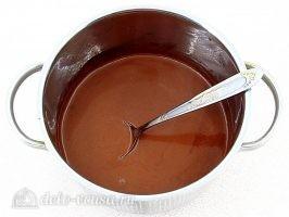 Густой горячий шоколад: Добавить крахмал