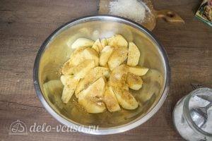 Картофель с пармезаном в духовке: Добавить специи