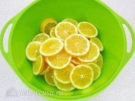 Лимон с сахаром в банке: Удалить семена