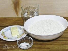 Тортилья из пшеничной муки: Ингредиенты