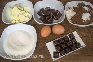 Печенье Двойной шоколад: Ингредиенты
