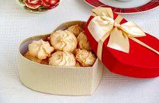 Домашнее бисквитное печенье