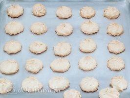 Домашнее бисквитное печенье: Выпекаем до готовности