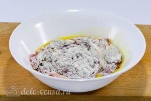 Шницель из говядины на сковороде: фото к шагу 4