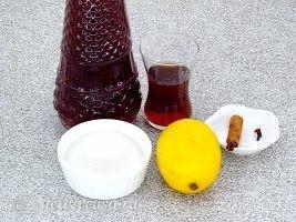 Глинтвейн Шахерезада: Ингредиенты