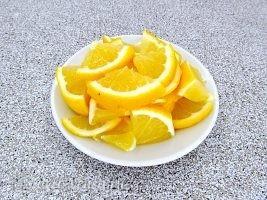 Глинтвейн Шахерезада: Подготовить лимоны