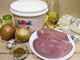 Домашние хинкали с мясом и зеленью: Ингредиенты