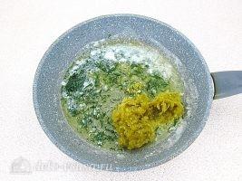 Куриные шейки в духовке и пикантный соус: фото к шагу 10