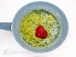 Куриные шейки в духовке и пикантный соус: фото к шагу 11