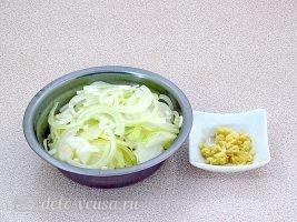 Куриные шейки в духовке и пикантный соус: фото к шагу 2
