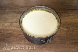 Чизкейк крем-брюле: фото к шагу 10