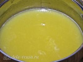 Домашний цитрусовый ликер: фото к шагу 8.