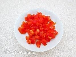Паста с тунцом и оливками: фото к шагу 2.