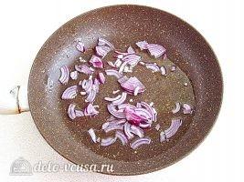 Паста с тунцом и оливками: фото к шагу 5.