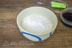 Муссовый торт Летний персик: фото к шагу 2.