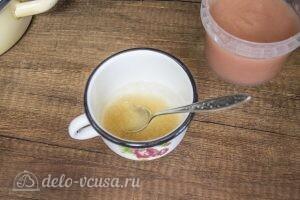 Муссовый торт Летний персик: фото к шагу 5.