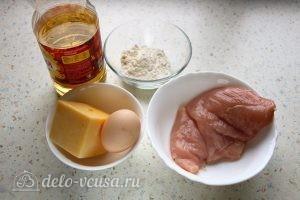 Отбивная из индейки на сковороде: Ингредиенты