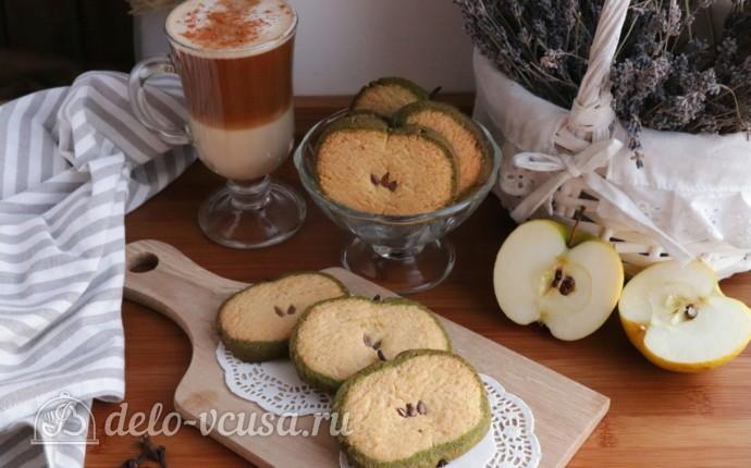 Печенье Зеленое яблоко