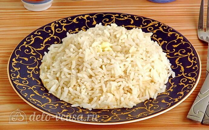 Рассыпчатая рисовая каша в мультиварке