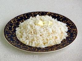 Рассыпчатая рисовая каша в мультиварке: фото к шагу 4