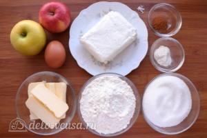 Сочни с яблоками: Ингредиенты