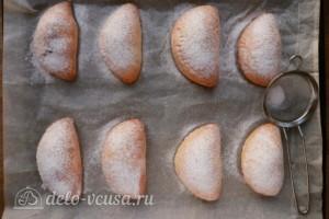 Сочни с яблоками: фото к шагу 9