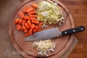 Суп-пюре из чечевицы со сливками: фото к шагу 1.
