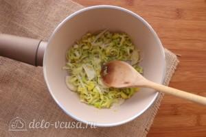 Суп-пюре из чечевицы со сливками: фото к шагу 2.