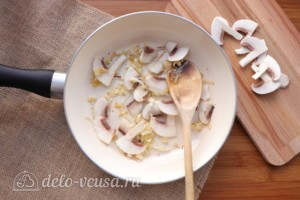 Суп-пюре из чечевицы со сливками: фото к шагу 6.