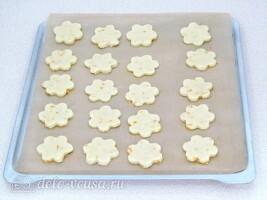 Апельсиновое песочное печенье: фото к шагу 5.