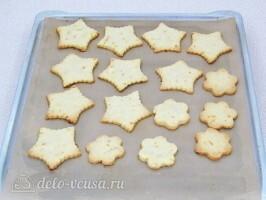 Апельсиновое песочное печенье: фото к шагу 6.