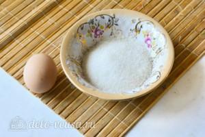 Белковая глазурь: Ингредиенты