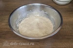 Дрожжевые булочки с корицей: фото к шагу 2