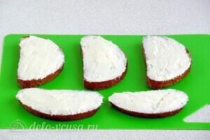 Бутерброды Для вечеринки с сельдью: фото к шагу 7