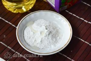 Сахарная глазурь на крахмале за 5 минут: фото к шагу 2