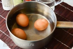 Как покрасить яйца гелевыми красителями: фото к шагу 2.