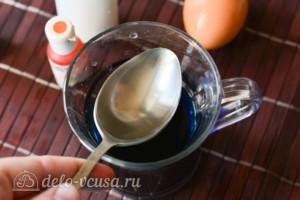 Как покрасить яйца гелевыми красителями: фото к шагу 3.
