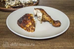 Сочная курица в остром маринаде: фото к шагу 5.