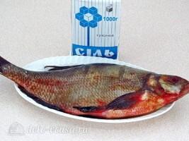 Лещ запеченный в соли: Ингредиенты