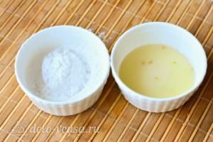 Лимонная глазурь за пару минут: Ингредиенты