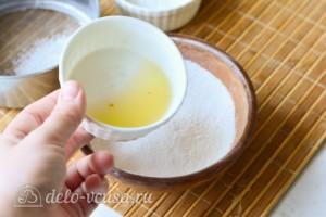 Лимонная глазурь за пару минут: фото к шагу 2.