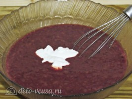 Печеночные мини-тортики: фото к шагу 5