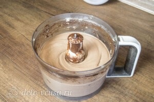 Шоколадно-кофейная пасха без яиц: фото к шагу 2.