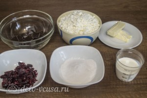 Шоколадная творожная пасха: Ингредиенты