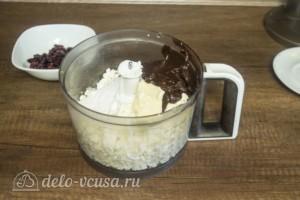Шоколадная творожная пасха: фото к шагу 4.