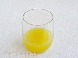 Салат из свежей тыквы и яблока за 10 минут: фото к шагу 1