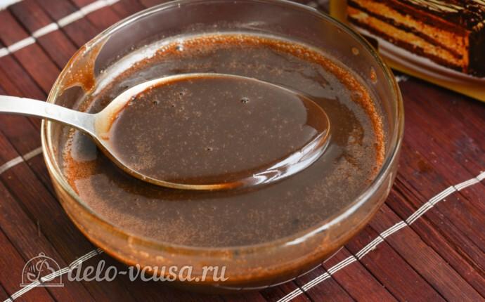 Шоколадная глазурь из какао за 5 минут